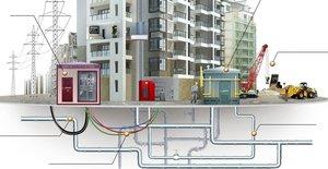 Проектирование инженерных сетей Вологда