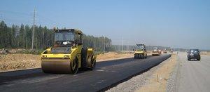 Предоставляем услуги по строительству автомобильных дорог!