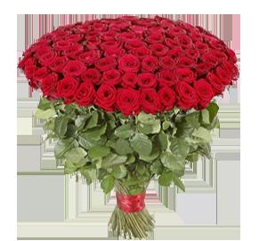 Купить букет роз в Череповце