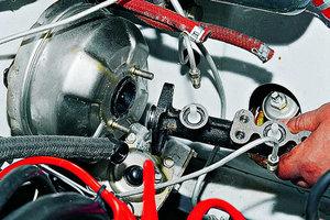Замена тормозных цилиндров Череповец