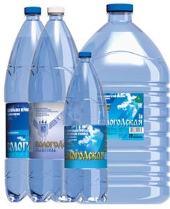 """Качественная питьевая вода """"Вологодская"""""""