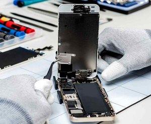 Ремонт iPhone в Тюмени