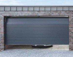На что обратить внимание при выборе секционных ворот для гаража
