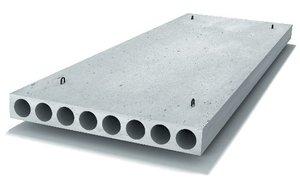 Плиты перекрытия железобетонные многопустотные для зданий и сооружений.