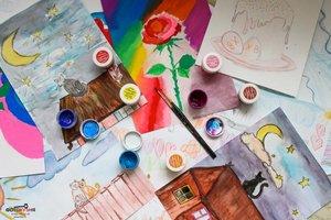 Конкурсы рисунков от художественной школы в Вологде
