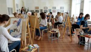 Художественная школа в Вологде