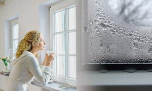 Сырость на пластиковых окнах: причины и методы решения проблемы