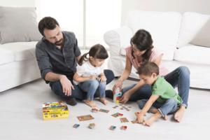 Настольные игры для малышей, подростков и весёлой компании. Играйте всей семьёй. Обновление ассортимента в Игрушки Сити Череповец.