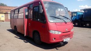 Аукцион на продажу автобуса Hyundai REAL CITY бывшего в употреблении