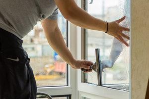 Бронирование оконного стекла в Вологде