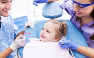 Детский стоматолог. Онлайн-запись на сайте!