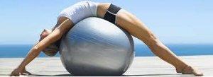 Гимнастический мяч: польза гимнастического мяча от компании ОРТОДОН