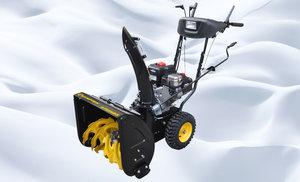 В наличии несколько моделей снегоуборщика Чемпион