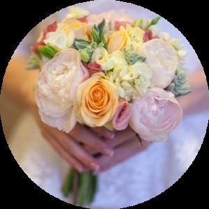 Свадебные букеты Череповец