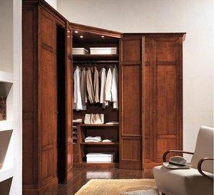 Шкаф для одежды из массива дерева Вологда