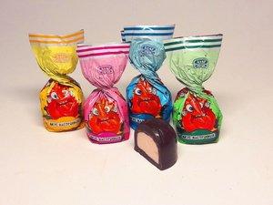Купить шоколадные конфеты оптом в Вологде