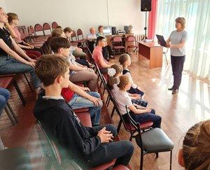 Общешкольный классный час «Фронт проходил через тыл», посвящённый 76-летней годовщине победы в Великой Отечественной войне.
