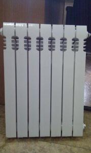 Новое поступление чугунных радиаторов STI Nova