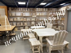 Мебель и аксессуары для бани и сауны в Вологде. Приходите за покупками!