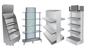 Торговое оборудование для магазинов любого формата в короткие сроки!