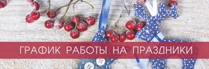График работы в новогодние праздники Вологдапрофиль