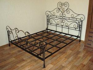 Кованые кровати на заказ | +7 (903) 070-5424