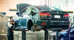 Записаться на ремонт Lexus Вологда