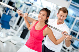 Наши фитнес-тренеры помогут Вам достичь своей цели!