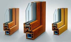 Ламинированные пластиковые окна, особенности, виды и достоинства