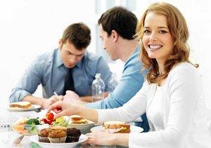 Доставка обедов в Красноярске