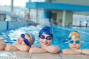 Спортивные каникулы в бассейне КВА-КВА