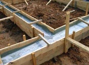 Возможные ошибки в период заливки (бетонирования) фундамента частного дома