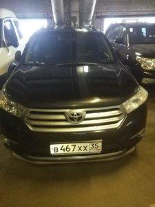 Аукцион на продажу автомобиля Toyota HIGHLANDER бывшего в употреблении