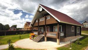 Дома из дерева под ключ в Череповце