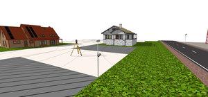 Разработка плана земельного участка в Череповце