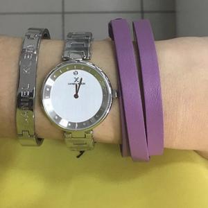 Набор часов с браслетами от Daniel Klein