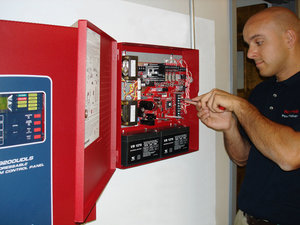 Доверьте монтаж средств пожарной безопасности лучшим специалистам!