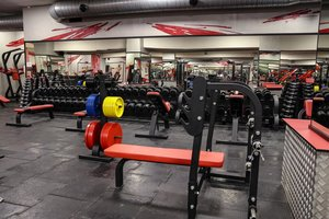 Спорт зал для различных тренировок