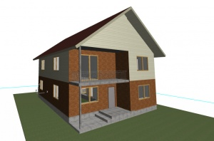 3D-макет дома для каждого клиента - абсолютно бесплатно!