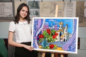 Записаться на обучение в художественную школу в Вологде