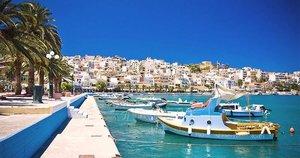 Горящие туры от 350 евро и авиабилеты в Грецию!