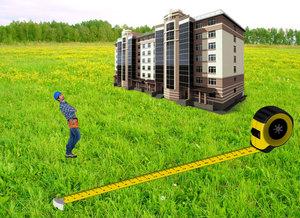 Процедура перераспределения участков земли в Вологде