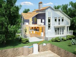 Как провести канализацию в частном доме? Мы знаем ответ!