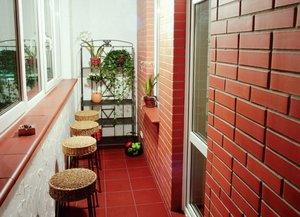 Услуги по внутренней отделке балконов в Котласе
