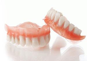 Виды протезов при частичном отсутствии зубов