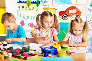 Обучение в школе рисования для детей в Вологде