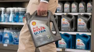 Продажа моторных масел Shell в Орске