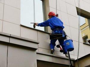 Мытье окон и фасадов в Новокузнецке по выгодной цене