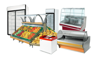 Холодильное оборудование для магазинов в Вологде