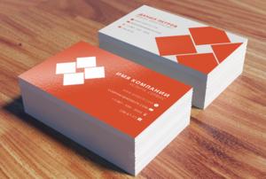 Оперативное изготовление визиток в Вологде